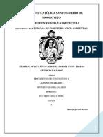 Distribucion Corte Sísmico en Altura