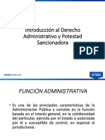 Procedimiento Administrativo Sancionador Peruano