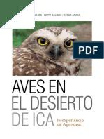 Aves en El Desierto