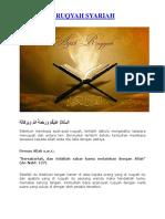 416582 Panduan Ayat Ayat Ruqyah