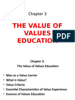 Chapter 3 Values Education