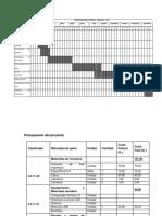 Cronograma y Presupuesto (1)