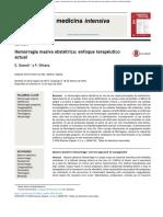 Hemorragia masiva obstétrica, enfoque terapéutico actual.pdf