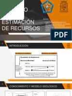 TRABAJO 2 GRUPO 6 ESTIMACION DE RECURSOS.pptx