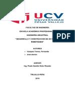 Informe 3era Unidad