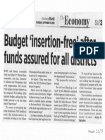 Business World, Sept. 19, 2019, Budget insertion-free after funds assured for all districts.pdf