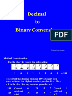 Decimal Binary.ppt
