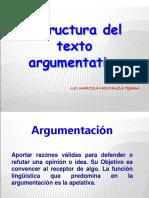 texto argumentativo y expositivo.ppt