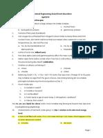 ChE Board Exam Questions - 2014 Apr.pdf