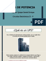 UPS de Potencia