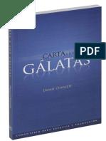 Carta a Los Galatas (Comentario - Unidas, Sociedades-Biblicas