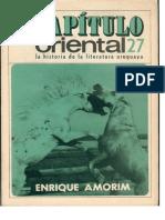 Capitulo Oriental 27 Enrique Amorim