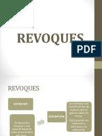 Clase 8 Revoque