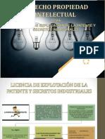 PPT  Derecho Intelectual