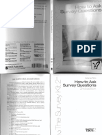 Dr. Arlene G. Fink - The Survey Kit, 2nd Edition, How to Ask Survey Questions 2-Sage Publications, Inc (2002)