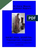 HWAP_St Paul Hospital Tuguegarao Cagayan