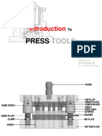 01 Introduction to Press Tools