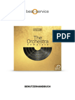 the orchestra tools manual