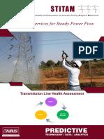 Power Transmission Line Health Assessmennt