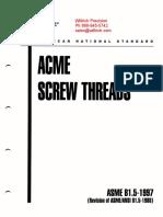 ASME B1.5-1997 - ACME Screw threads.pdf