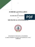 Btech Me Syllabus 11032019