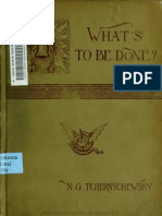 Whats to Be Done - Nikolai Chernyshevsky