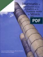 2. Inventario de Emisiones de Los Estados de La Frontera Norte de Mexico 1999 Summary Es (1)