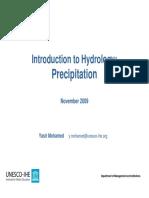 Precipitation 09 11