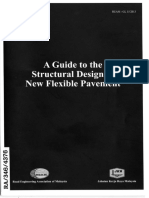 REAM Structural Design of Pavement