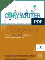 Copywriting Content