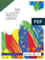 Manual Diseño Proyectos Europeos
