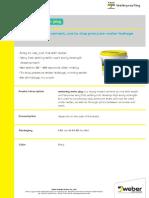TDS Webedry Water Plug ENG-1