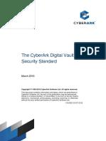 CyberArk Digital Vault Security Standards