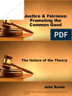Justice Fairness Ppt
