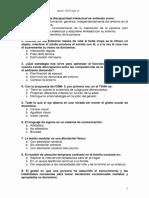 alteraciones desarrollo exámenes curso 17.18
