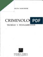 Criminologia Mrachiri