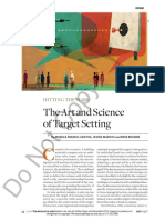 art and science of target setting.pdf