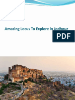 Amazing Locus to Explore in Jodhpur