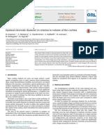 Optimal Electrode Diameter in Relati 2016 European Annals of Otorhinolaryngo