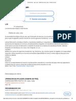 Docente Utp - Cad y Cam - Distrito de Lima