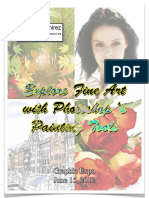 Explore Fine Art With Photoshop Painting Tools