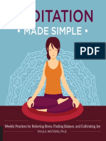 Meditation Made Simple - Weekly Practices for Relieving Stress, Finding Balance, and Cultivating Joy (gnv64).pdf