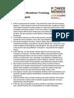 10 Tip Untuk Membuat Training Berdampak-ATD