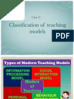 Glaser's Basic Teaching Model