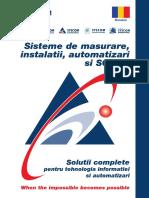 BROSURA SYSCOM ROMANA - Solutii Complete Automatizari