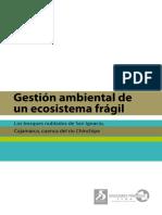 gestion ambiental de un ecosistema fragil.pdf