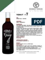 Ficha Vermut t 7