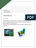 Objetivos y Componentes de La Ihc