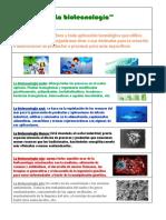 La Biotecnología LENIN
