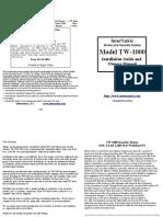 User Manual 1066264